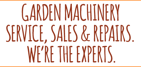 Garden Machinery Services, Sales & Repairs