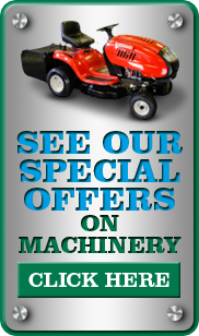 See our special offers on machinery